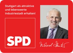 Bundestagskandidat Michael Jantzer